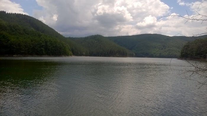Barrier Lake Serbia