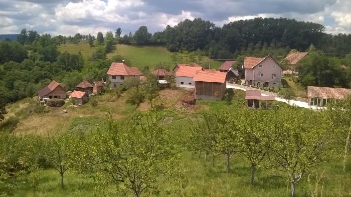 Village in Serbia
