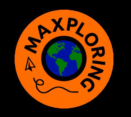 Maxploring Logo