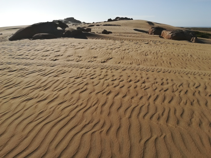 Sand Dunes Valizas and Cabo Polonio