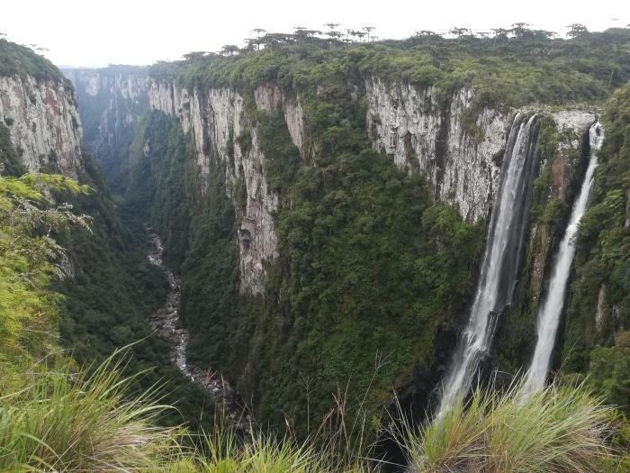 Brasil, Cambara do Sul, Canyon, Itaimbezinho