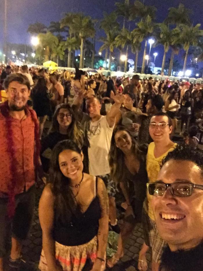 Brasil, Carneval in Florianapolis