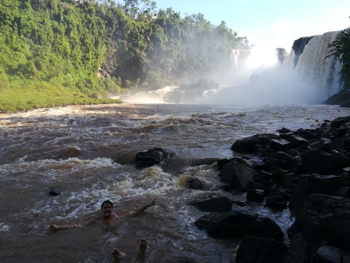 Monday Falls Paraguay Ciudad del este